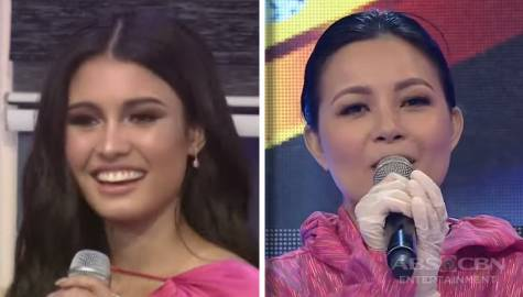 Rabiya Mateo, bigo na mahulaan kung sino ang Celebrity Singer of the day | It's Showtime Image Thumbnail
