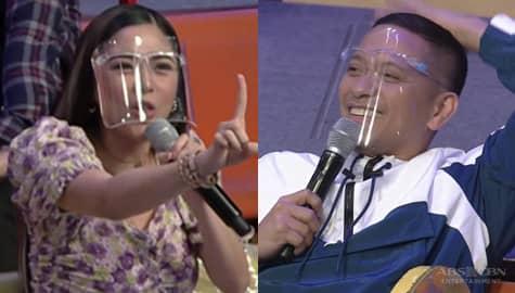 It's Showtime: Kim Chiu, natabunan ang joke ni Kuys Jhong Image Thumbnail