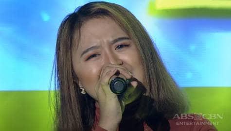 TNT 4:  Joy Amosco sings Ikaw Ang Pangarap | Round 1 Image Thumbnail