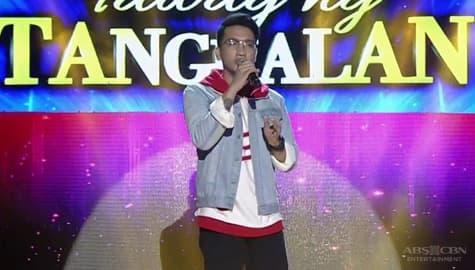 TNT 4: Eivan Darrel Enriquez sings Hanggang Dito Nalang |Round 1 Image Thumbnail