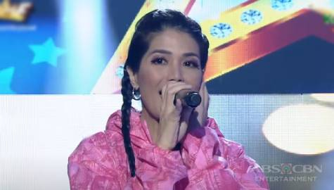 Geneva Cruz joins Hide & Sing | It's Showtime   Image Thumbnail