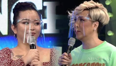 Vice Ganda, nagbigay ng wig sa nanay ng daily contender na si Angel | It's Showtime  Image Thumbnail