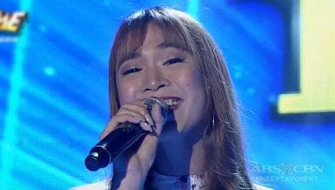 TNT 4: Ruth Micah Gomez sings Dadalhin | Round 1  Image Thumbnail