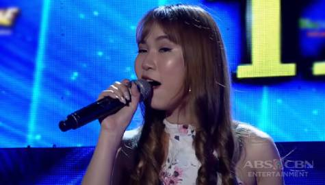 TNT 4: Ruth Micah Gomez sings Masterpiece | Round 2  Image Thumbnail