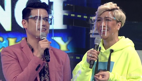 It's Showtime: Vice Ganda, binasa ang kapalaran ni TNT Weekly Finalist Nolo Image Thumbnail
