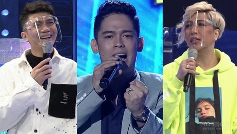 It's Showtime hosts and TNT hurados, nabilib sa all-out performance ni TNT Weekly Finalist Gerhard Image Thumbnail