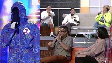 It's Showtime hosts, may napansin sa pagkanta ni Tago Kanta number 1 Image Thumbnail