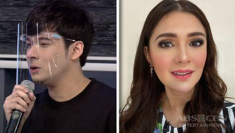 WATCH: Christian Bables impersonates Vina Morales on It's Showtime Image Thumbnail