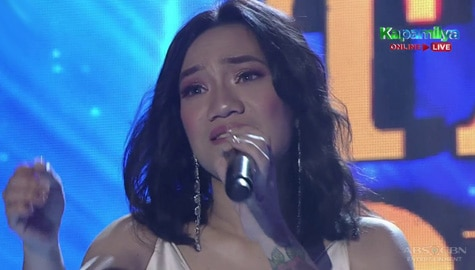 TNT 4 Quarter Finals: Mara Tumale sings The Juans' Istorya Image Thumbnail