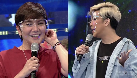 "Vice Ganda to Tyang Amy: ""Ang Ganda Mo Ngayon Ha!"" 