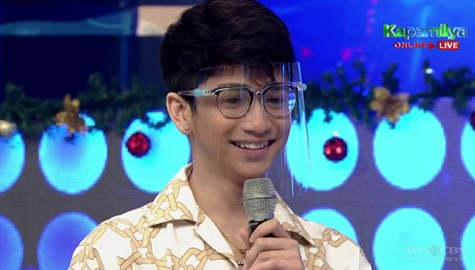 Zaijian, may bugtong para sa Madlang People | It's Showtime  Image Thumbnail