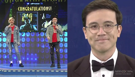It's Showtime family congratulates Arjo Atayde for winning Best Actor at the Asian Academy Awards Image Thumbnail