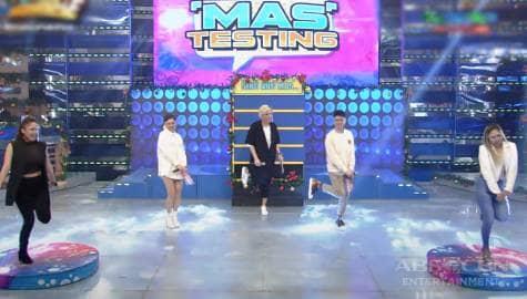 Vice, Kim at Vhong, sinayaw ang isa sa sikat na kanta ng Viva Hot Babes | It's Showtime Image Thumbnail