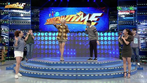 Guilty or Not Guilty? Showtime family, ginawa ang 'put a finger down' challenge Image Thumbnail