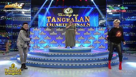 Vice Ganda at Vhong, nagpagalingan sa pagsasayaw ng 'Tala' | It's Showtime  Image Thumbnail