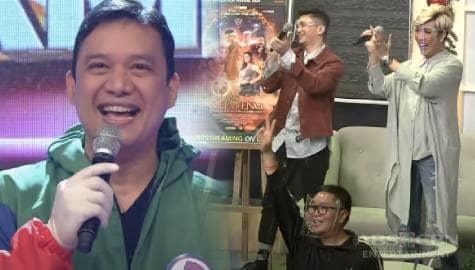 Richard Reynoso, ginulat sina  Vice Ganda sa pagsali sa Hide & Sing | It's Showtime  Image Thumbnail