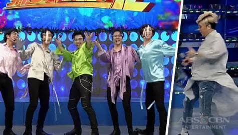 Vice Ganda, sinubukan gawin ang sayaw ng Starhunt Boys Academy | It's Showtime  Image Thumbnail