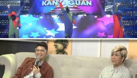 Vice Ganda, naaliw sa posing ng mga TagoKanta | It's Showtime Image Thumbnail
