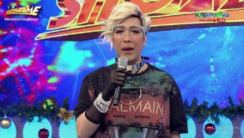 Vice Ganda, humingi ng paumanhin sa awtoridad ng Boracay | It's Showtime Image Thumbnail