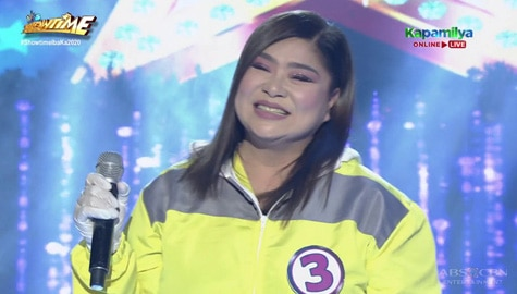 Marissa Sanchez joins It's Showtime Hide & Sing Image Thumbnail