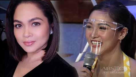 Kim Chiu, hinahangaan ang mga mata ni Judy Ann Santos | It's Showtime Image Thumbnail