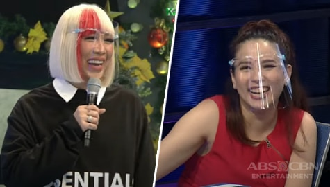 It's Showtime: Vice Ganda, na-distract sa taas ng energy ni Karylle Image Thumbnail