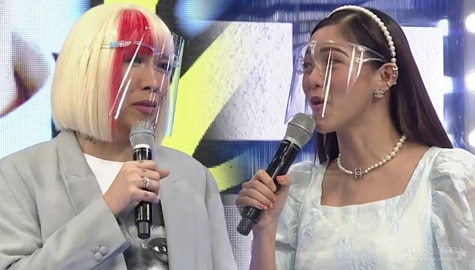 Vice Ganda, na-offend sa birthday message ni Kim para kay Vhong | It's Showtime  Image Thumbnail