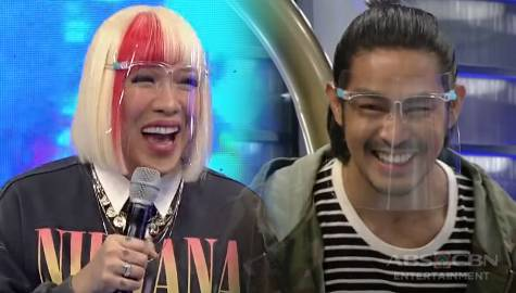 Vice Ganda, may simpleng parinig kay Ion? | It's Showtime Image Thumbnail