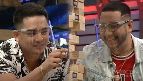 Neil at Igi Boy nagharap sa Walang Tunugan | It's Showtime  Image Thumbnail