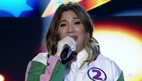Faith Cuneta joins Hide & Sing | It's Showtime Image Thumbnail