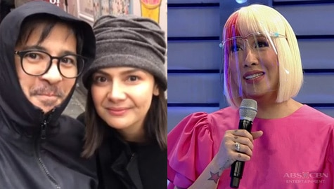 Vice Ganda, may kwento sa mag-asawang sina Aga Muhlach at Charlene | It's Showtime Image Thumbnail
