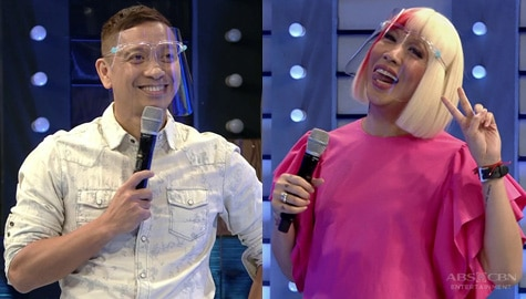 "Vice Ganda to Jhong:  ""I'm the cutest 44 year old girl"" 