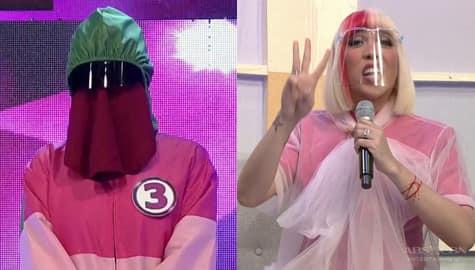 It's Showtime: Vice, sure na sure na si TagoKanta no. 3 ang celebrity singer matapos marinig ang kanyang solo performance Image Thumbnail