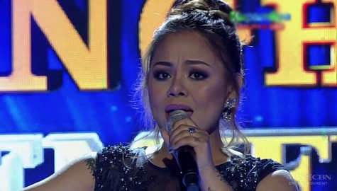 TNT Semifinals: Ayegee Paredes sings Light of A Million Mornings Image Thumbnail