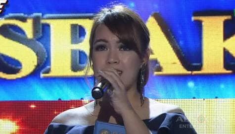 TNT 4 Resbakbakan: Donna Gift Ricafrente sings McArthur Park Image Thumbnail