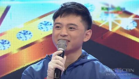 Jeremy Glinoga joins Hide & Sing | It's Showtime Image Thumbnail