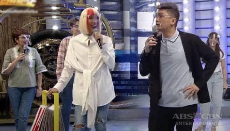 Vhong, kinausap ang Team Vice habang nakapamewang! | It's Showtime Image Thumbnail