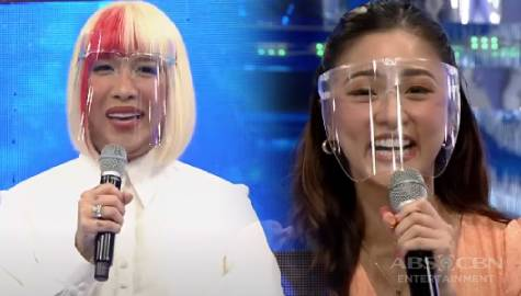 Vice Ganda to Kim: 'Arte-arte mo!"