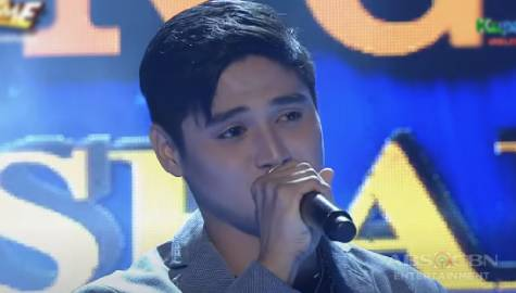 TNT 4 Resbakbakan: Luis Gragera sings Can't Stop The Feeling Image Thumbnail