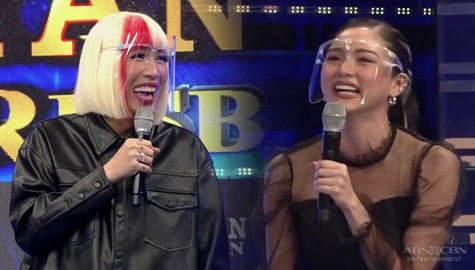 Vice Ganda to Kim: 'Para kang butong nabalatan!' | It's Showtime Image Thumbnail