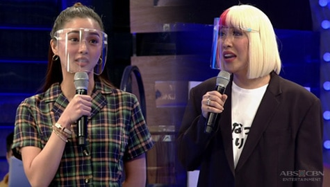 Kim at Vice Ganda, nakatanggap noon ng taning sa kanilang showbiz career | It's Showtime Image Thumbnail