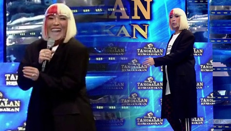Vice Ganda, sinubukan ang 'slowmo' walk | It's Showtime  Image Thumbnail