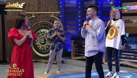 Vice Ganda, gustong palitan ang pangalan ni Kim ng 'Kimberly Palaisipan' | It's Showtime  Image Thumbnail