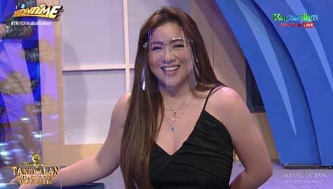 Angeline, ayaw pangalanan ang taong nagmamay-ari ng puso niya | It's Showtime  Image Thumbnail