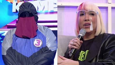 Vice Ganda, pinagdudahan na si Karla Estrada si TagoKanta no. 3 | It's Showtime Image Thumbnail