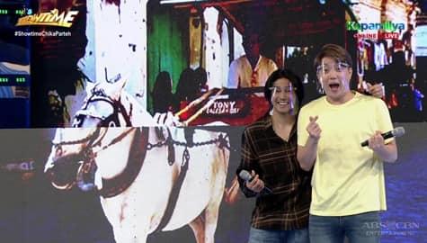 WATCH: Showtime family, nagpa-picture sa ilan sa mga sikat na tourist spots sa Pilipinas! Image Thumbnail