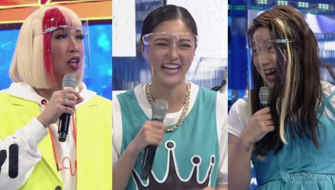 "Vice asks Ryan Bang: ""Anong feeling maging Kim Chiu for a day?"" 