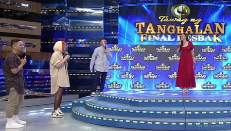 Kim Chiu, iniwan ng mga kasama niya sa stage | It's Showtime  Image Thumbnail