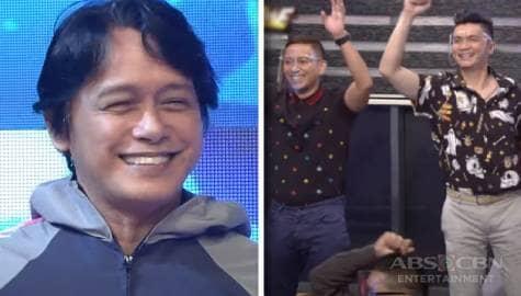 Showtime family, napatayo nang malaman na si Marco Sison ang TagoKanta of the day Image Thumbnail