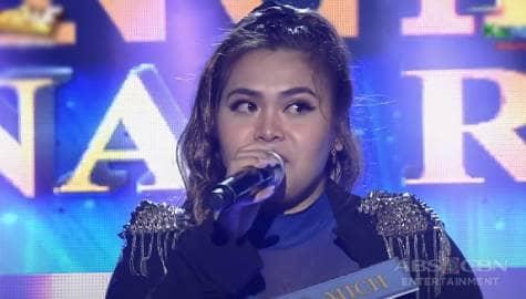 TNT 4 Final Resbak: Mich Primavera sings Upuan Image Thumbnail